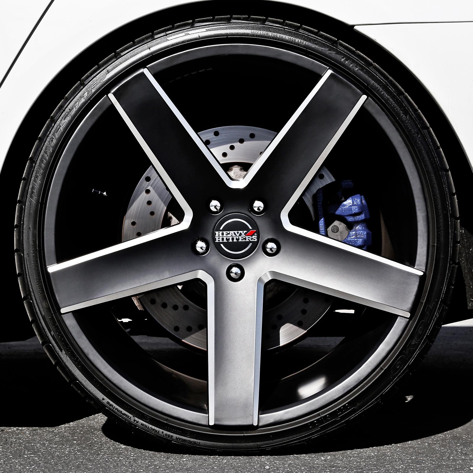BMW M6 Gran Coupe >> 2014 BMW M6 Gran Coupe – HH15 | Heavy Hitter Wheels