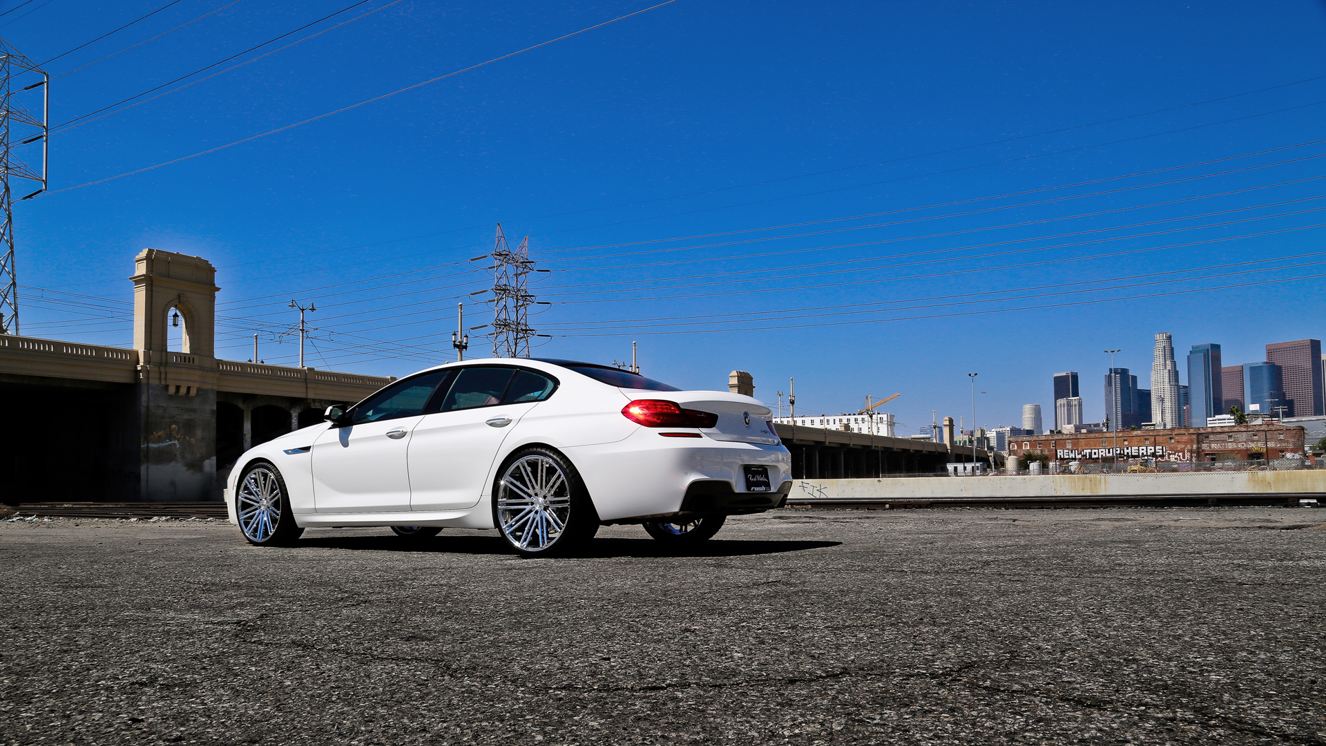 Bmw M6 Gran Coupe >> 2014 BMW 640i Gran Coupe – HH11 | Heavy Hitter Wheels