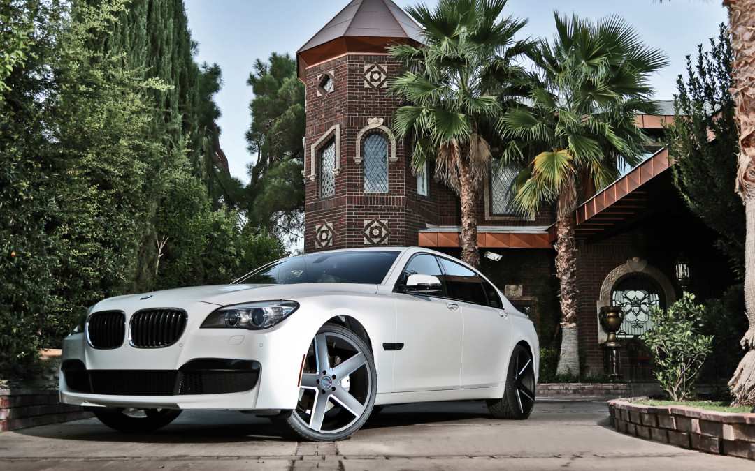 2013 BMW 750Li – HH15