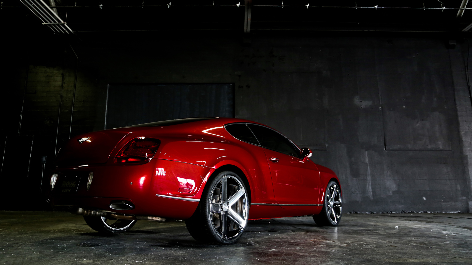 2012 Bentley Continental Hh15 Heavy Hitter Wheels