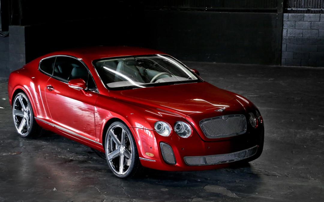 2012 Bentley Continental – HH15