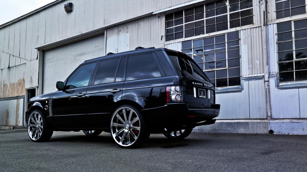 2011 Land Rover Range Rover – HH10