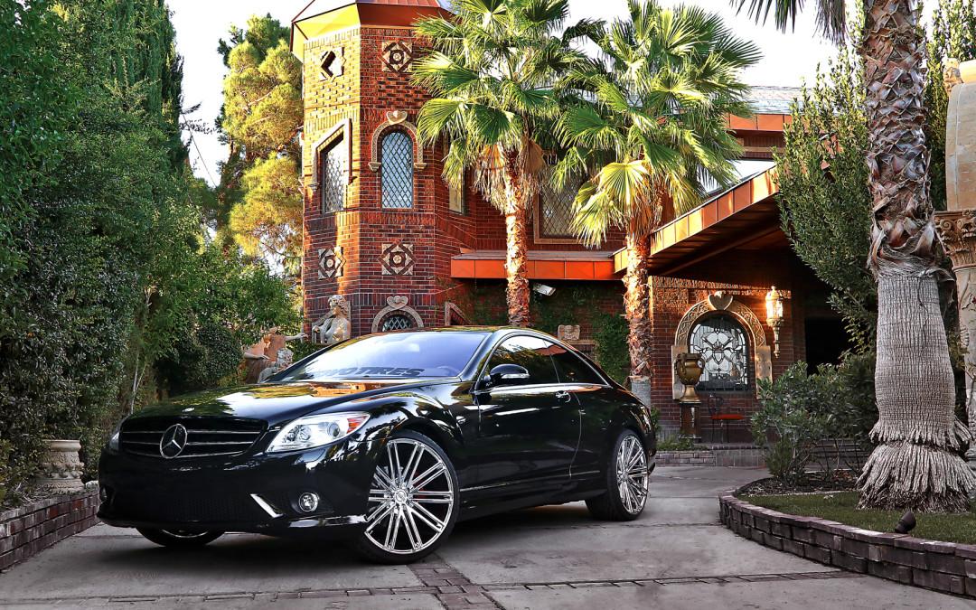 2010 Mercedes Benz CL550 – HH11
